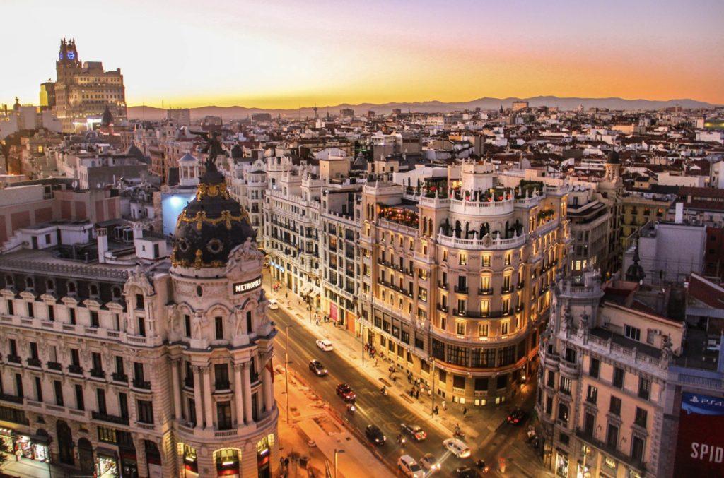 Cammini 3 – Madrid